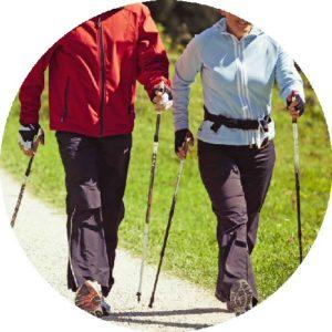 Nordic walking per i soci!